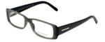 Burberry Designer Eyeglasses B2039-3091 in Gray 52mm :: Rx Bi-Focal
