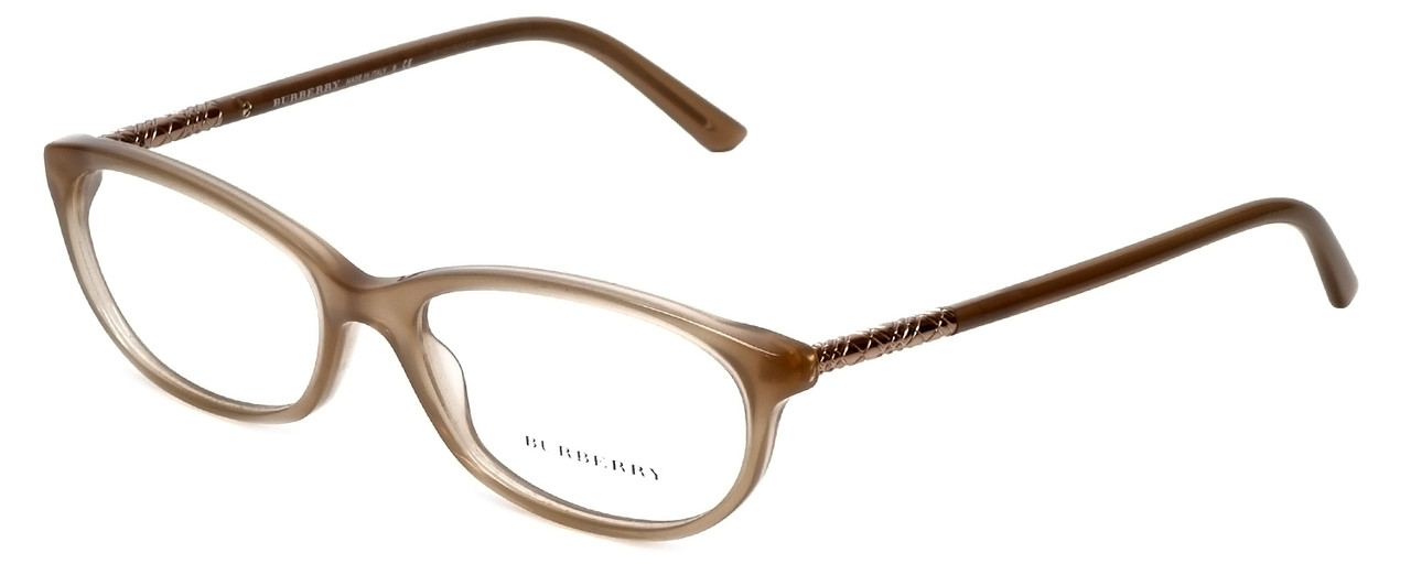 48ebb22b04fc Burberry Designer Reading Glasses B2103-3012 in Sand 53mm - Designer ...