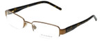 Burberry Designer Eyeglasses B1017-1018 in Brown 53mm :: Rx Single Vision