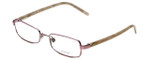 Burberry Designer Eyeglasses B1043-1030 in Pink 50mm :: Rx Bi-Focal