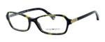 Emporio Armani Designer Eyeglasses EA3009-5026-52 in Dark Havana 52mm :: Custom Left & Right Lens