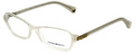 Emporio Armani Designer Eyeglasses EA3009-5082 in Opal 52mm :: Rx Single Vision