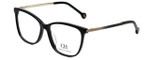 Carolina Herrera Designer Eyeglasses VHE758K-0700 in Brown 54mm :: Rx Single Vision