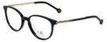 Carolina Herrera Designer Eyeglasses VHE759K-0700 in Black 50mm :: Progressive
