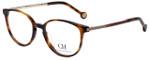 Carolina Herrera Designer Eyeglasses VHE759K-0752 in Tortoise 50mm :: Progressive
