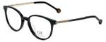 Carolina Herrera Designer Eyeglasses VHE759K-0700 in Black 50mm :: Rx Bi-Focal
