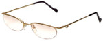 Charriol Designer Eyeglasses PC7075B-C1T in Gold 51mm :: Custom Left & Right Lens