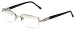 Charriol Designer Reading Glasses PC3749-C5 in Black 52mm