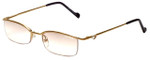 Charriol Designer Reading Glasses PC7075A-C1T in Gold 51mm