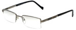 Charriol Designer Reading Glasses PC7328-C2 in Black 53mm