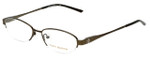 Tory Burch Designer Eyeglasses TY1002-182 in Olive 49mm :: Progressive