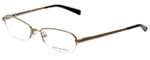 Tory Burch Designer Eyeglasses TY1003-106-50 in Gold 50mm :: Rx Bi-Focal