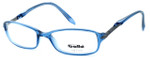 Bolle Designer Eyeglasses Elysee in Crystal Blue 70219 50mm :: Rx Single Vision