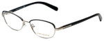 Tory Burch Designer Reading Glasses TY1019-363 in Black Silver 50mm