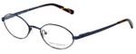 Tory Burch Designer Eyeglasses TY1025-122-49 in Navy 49mm :: Custom Left & Right Lens