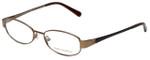 Tory Burch Designer Eyeglasses TY1029-416 in Taupe 51mm :: Custom Left & Right Lens