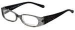 Tory Burch Designer Eyeglasses TY2011Q-842 in Black 50mm :: Custom Left & Right Lens