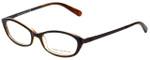 Tory Burch Designer Eyeglasses TY2019-985-49 in Tortoise Orange 49mm :: Custom Left & Right Lens