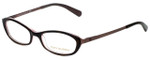 Tory Burch Designer Eyeglasses TY2019-777 in Tortoise Pink 49mm :: Progressive