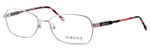 Versace 1192-1299-52mm Designer Eyeglasses in Pink :: Rx Single Vision