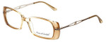 Gloria Vanderbilt Designer Eyeglasses GV772-097 in Tan 52mm :: Custom Left & Right Lens