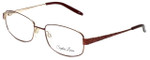 Sophia Loren Designer Eyeglasses SL-M243-077 in Burgundy 55mm :: Rx Single Vision