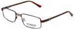 Outdoor Life Designer Eyeglasses OL836M-183 in Brown 54mm :: Rx Single Vision