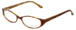 Via Spiga Designer Reading Glasses Striano-620 in Blonde Tort 52mm