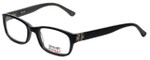 iStamp Designer Reading Glasses XP613Z-021 in Black 50mm