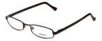 Versace Designer Eyeglasses 1003-1006 in Dark Brown 51mm :: Custom Left & Right Lens