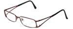 Versace Designer Eyeglasses 1091B-1186 in Wine 52mm :: Custom Left & Right Lens
