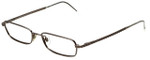 Versace Designer Eyeglasses 1018-1022 in Antique Bronze 51mm :: Rx Single Vision