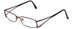 Versace Designer Eyeglasses 1091B-1186 in Wine 52mm :: Rx Single Vision