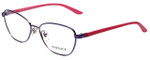 Versace Designer Eyeglasses 1221-1347-54 in Pink 53mm :: Custom Left & Right Lens