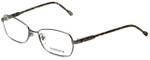 Versace Designer Eyeglasses 1192-1001 in Gunmetal 52mm :: Rx Single Vision