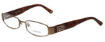 Versace Designer Reading Glasses 1122B-1061 in Brown 53mm