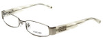 Versace Designer Reading Glasses 1122B-1221 in Platinum/Ivory 51mm