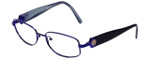 Versace Designer Reading Glasses 1149-1230 in Midnight Violet 53mm