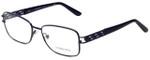 Versace Designer Eyeglasses 1229B-1360 in Eggplant 53mm :: Progressive