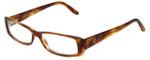 Versace Designer Eyeglasses 3058B-163 in Tortoise 53mm :: Progressive