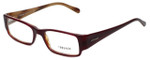Versace Designer Eyeglasses 3062-141 in Wine 51mm :: Progressive