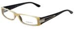 Versace Designer Eyeglasses 3070B-586 in Frost Tortoise 52mm :: Progressive