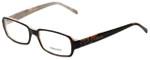 Versace Designer Eyeglasses 3075B-588 in Tortoise 50mm :: Progressive