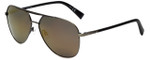 Nautica Designer Sunglasses N5121S-030 in Gunmetal with Bronze Flash Mirror