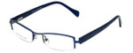 Moda Vision Designer Reading Glasses E3108-BLU in Blue 49mm