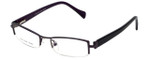 Moda Vision Designer Reading Glasses E3108-PUR in Purple 49mm