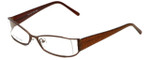 Moda Vision Designer Reading Glasses FG6501E-BRN in Brown 53mm