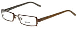 Versus by Versace Designer Reading Glasses 7046-1006 in Brown 51mm