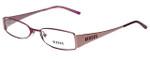 Versus by Versace Designer Eyeglasses 7055-1134-54 in Pink 54mm :: Custom Left & Right Lens