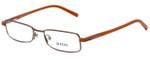 Versus by Versace Designer Eyeglasses 7061-1045 in Brown 50mm :: Rx Single Vision